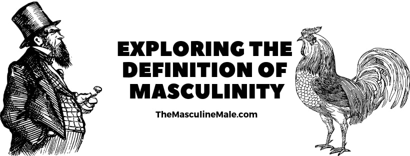Exploring the definition of masculinity