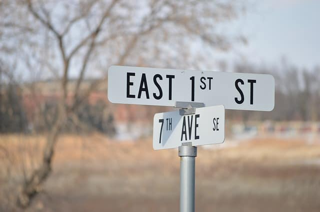 Road signs and vintage signs for your man cave. A complete guide.