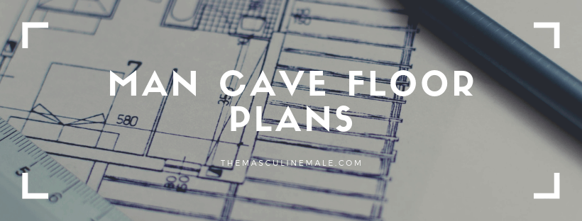 5 Awesome Free Man Cave Floor Plans The Masculine Male